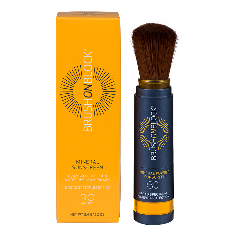 Brush on Block® Touch of Tan